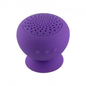 CRYPTO BLUETOOTH SPEAKER [SPLASH PURPLE], W004792,