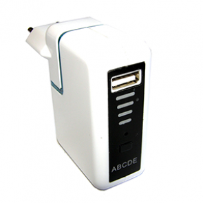 CRYPTO CHARGER [TRAVEL POWER PACK 100], W002516,