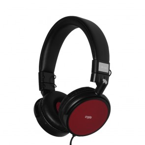 CRYPTO HEADPHONE [HP-150 Black/Red] On-Ear Close, W006062,