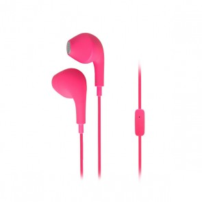 CRYPTO EARPHONE [EF-200 Pink] Handsfree In-Ear, W005971,