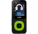 CRYPTO MP3 [MP1800 PLUS 32GB BLACK/GREEN], ,